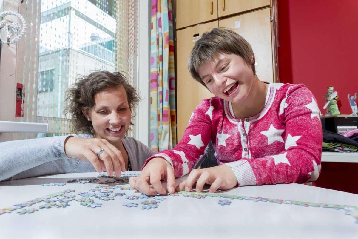 Elektronisch dossier gehandicaptenzorg