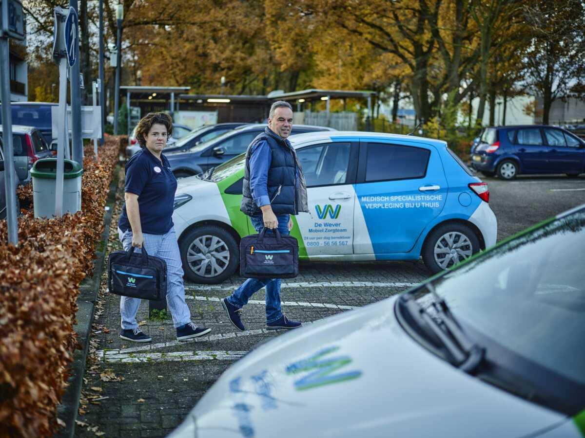 Mobiel Zorgteam De Wever